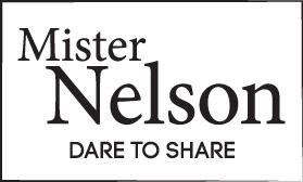 Mister Nelson is wedstrijdsponsor