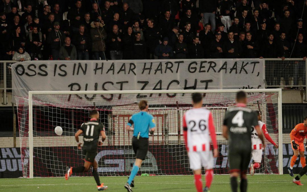 Samenvatting TOP Oss – Sparta Rotterdam