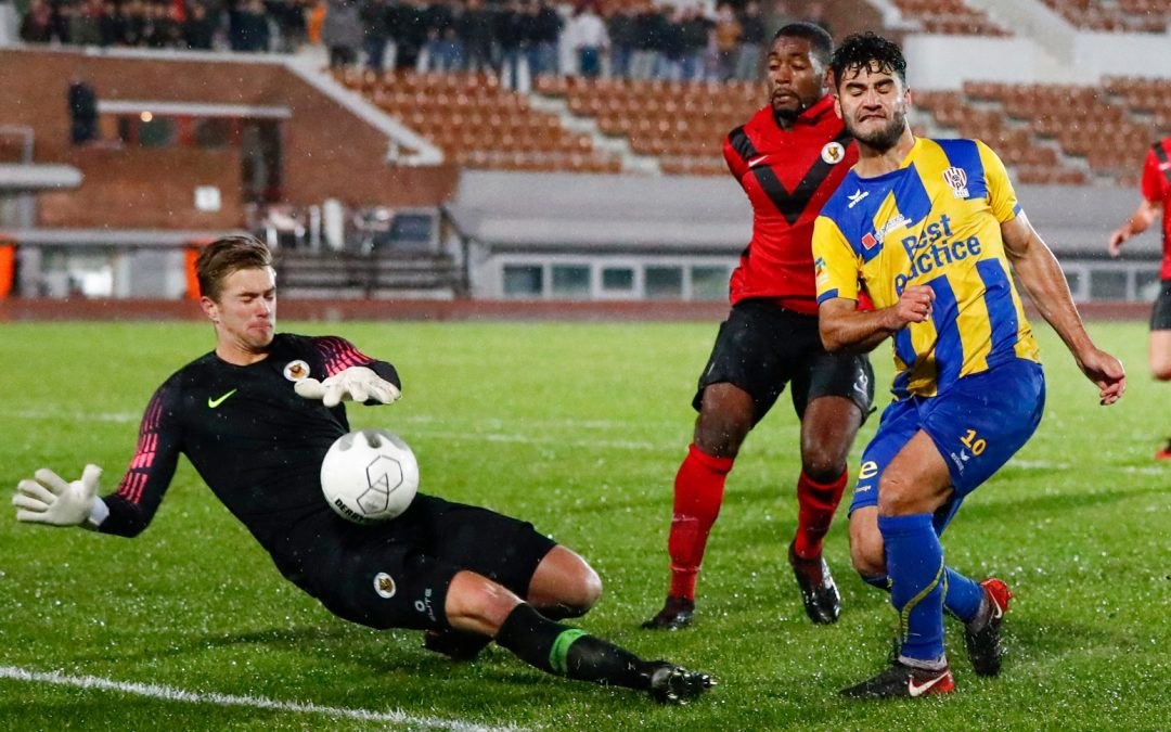 TOP Oss verliest in waterballet van AFC