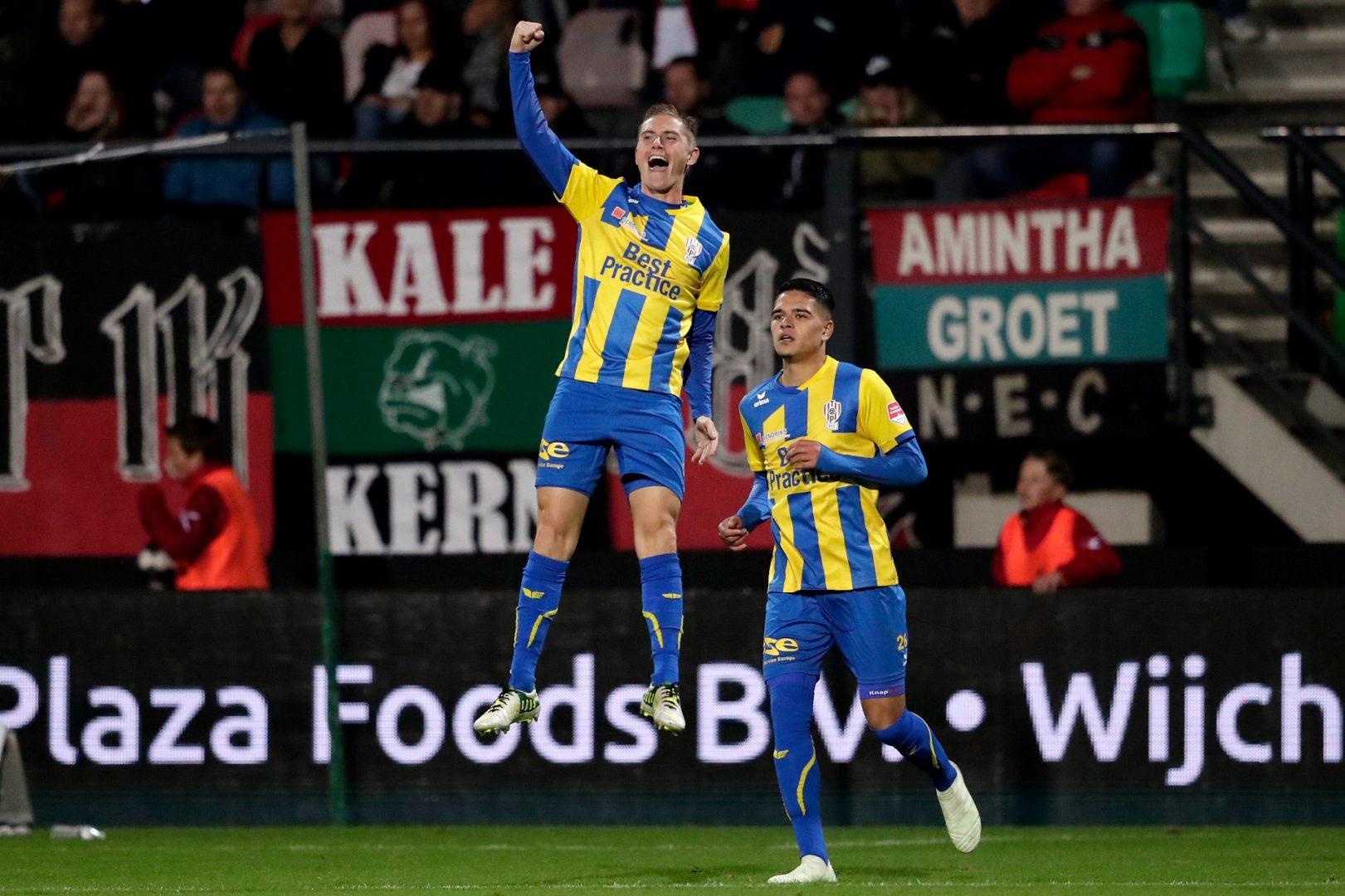 Bestel je ticket voor TOP Oss – N.E.C. Nijmegen