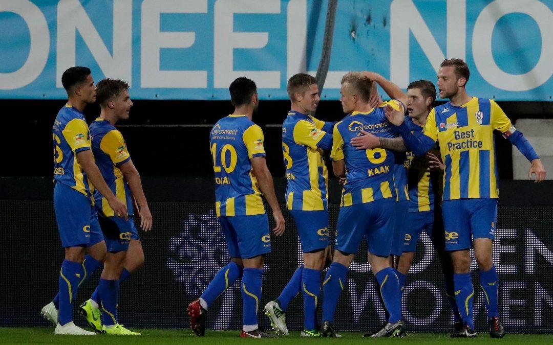 Samenvatting N.E.C. Nijmegen – TOP Oss