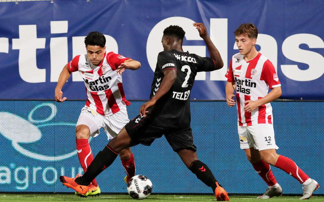Samenvatting TOP Oss – Jong FC Utrecht