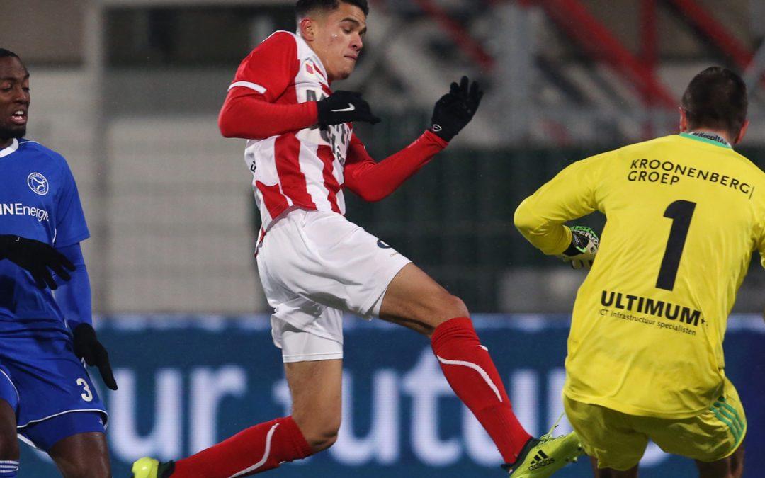 Mister Nelson is wedstrijdsponsor tegen Almere City FC