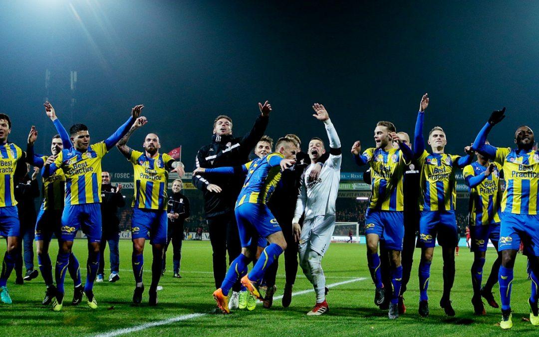 Office Centre Oss is wedstrijdsponsor van TOP Oss – Go Ahead Eagles