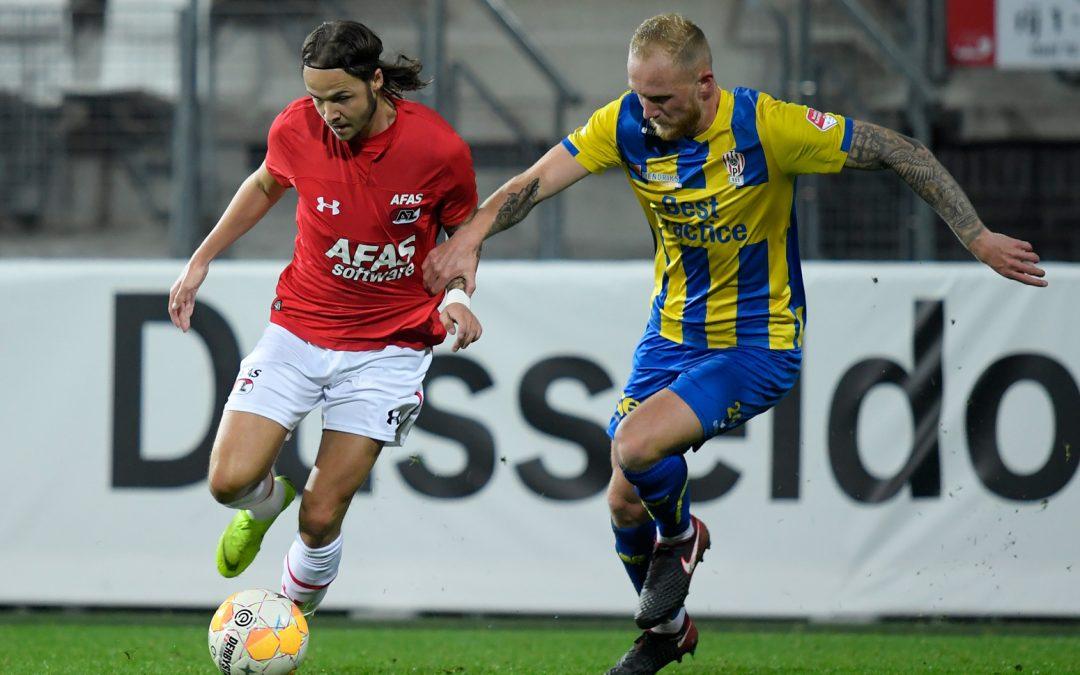 Maikel Verkoelen keert terug bij Helmond Sport