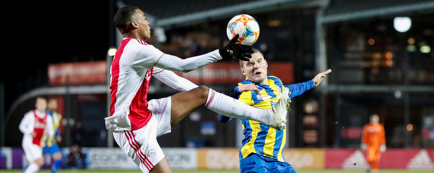 Van Mun Advies is wedstrijdsponsor tegen Jong Ajax