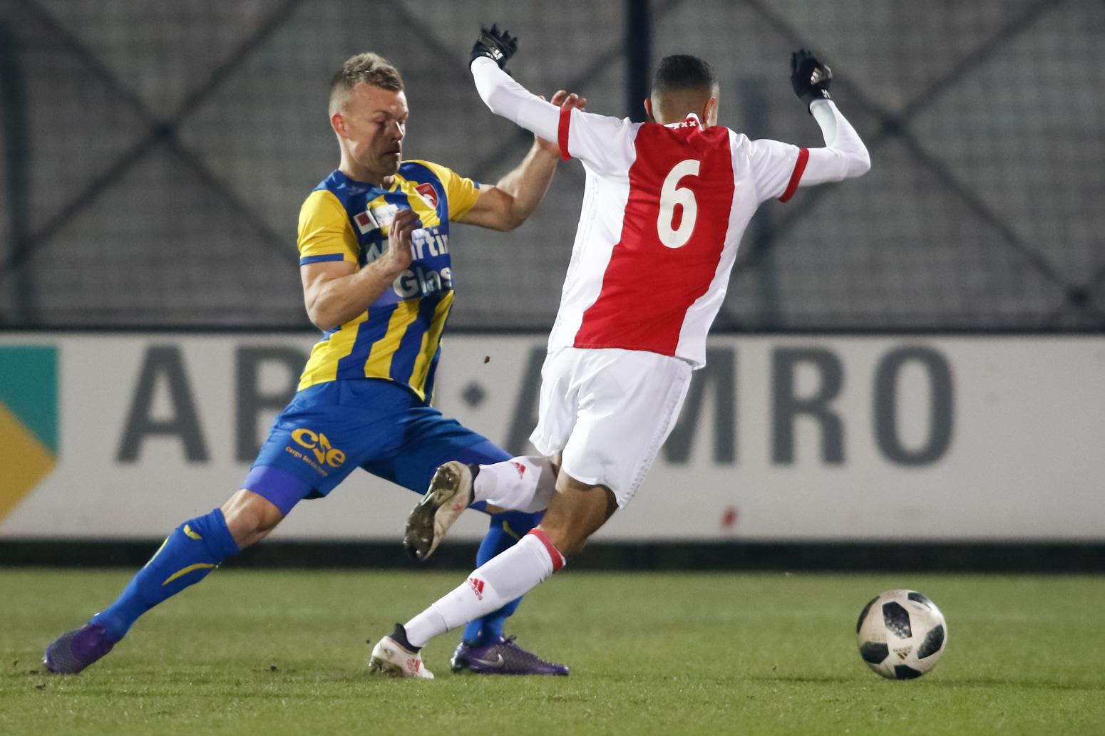 Voorbeschouwing Jong Ajax – TOP Oss