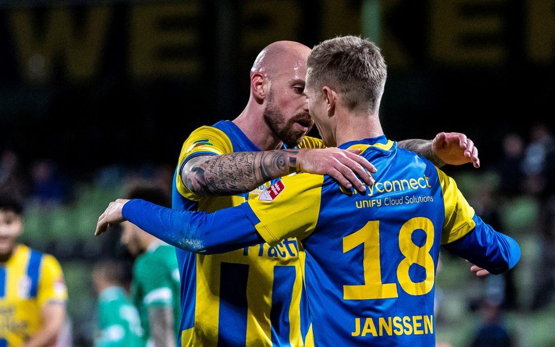Samenvatting FC Dordrecht – TOP Oss