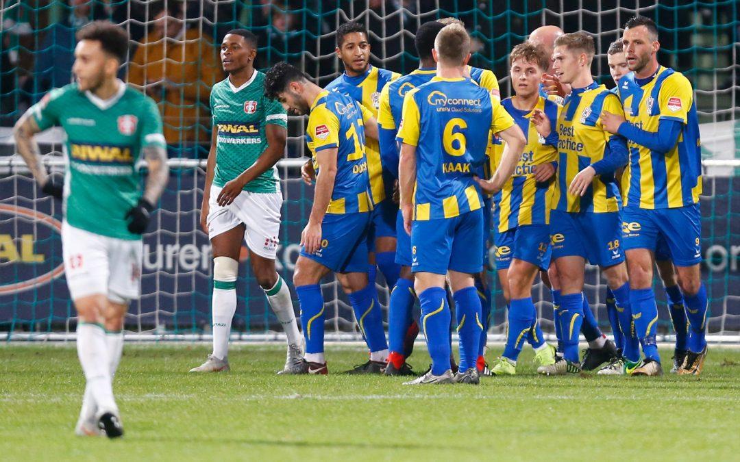 Voorbeschouwing TOP Oss – FC Dordrecht