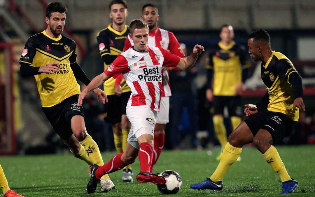 Dennis Janssen speelt komend seizoen voor De Treffers