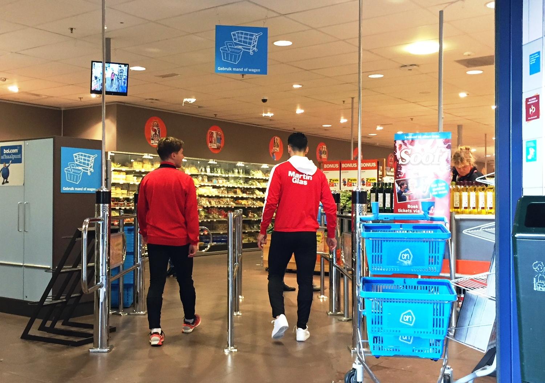 Nog maar paar Albert Heijn tickets over voor Go Ahead Eagles en FC Dordrecht