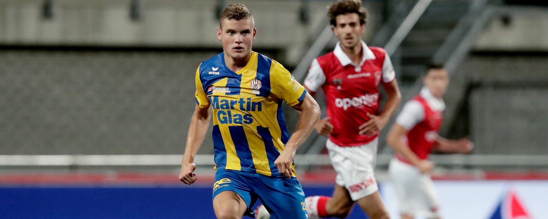 AGO Groep is wedstrijdsponsor tegen MVV Maastricht
