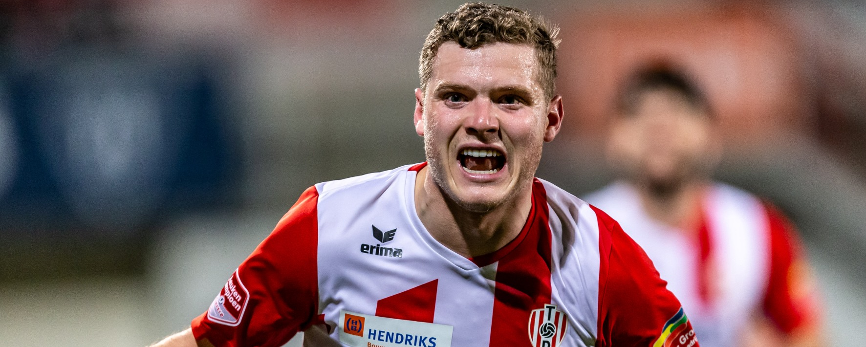 p.a. producties is wedstrijdsponsor van TOP Oss – FC Volendam