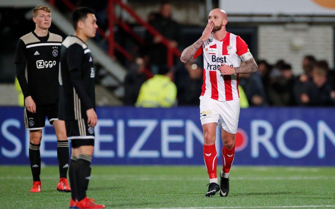 Samenvatting TOP Oss – Jong Ajax