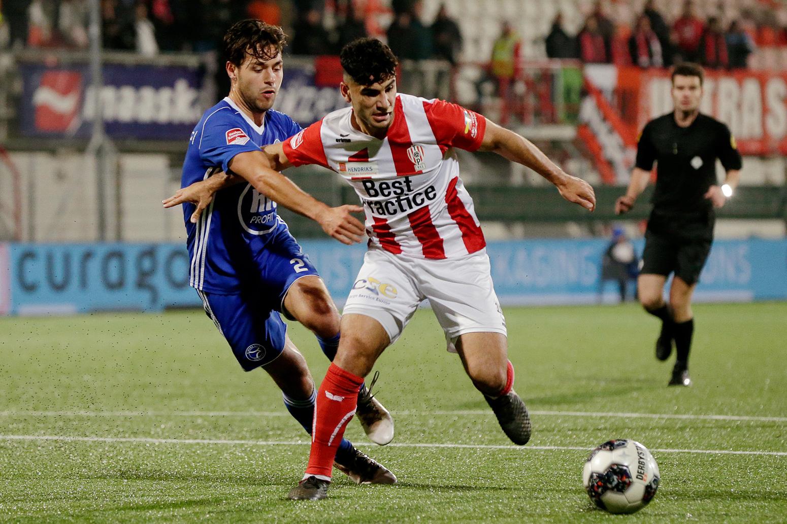 Voorbeschouwing Almere City FC – TOP Oss