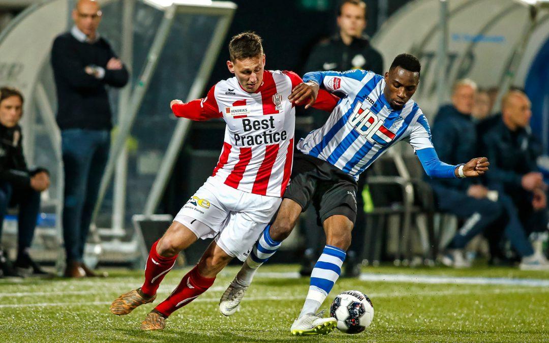 Samenvatting FC Eindhoven – TOP Oss