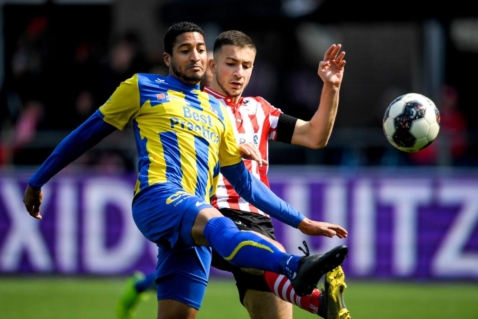 Samenvatting Sparta Rotterdam – TOP Oss