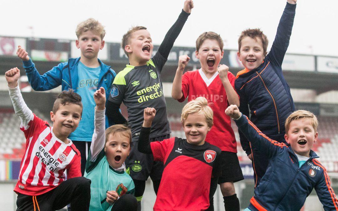Stagiaire kidsclub en kinderfeesten