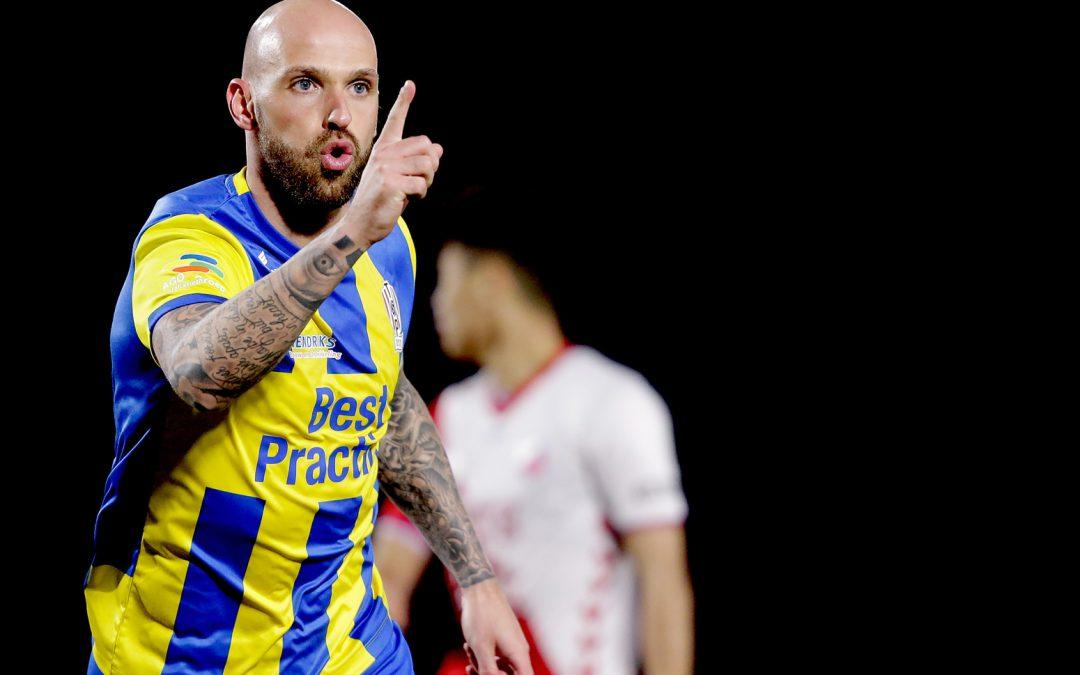 Bryan Smeets verkast naar Sparta Rotterdam