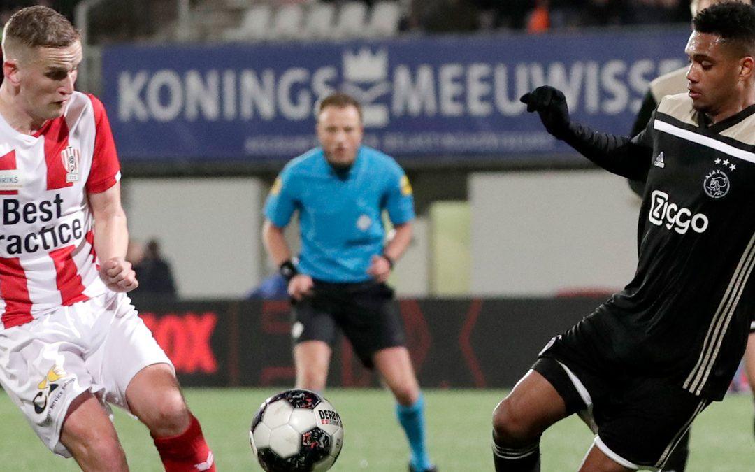 TOP Oss start de competitie in eigen huis tegen Jong Ajax