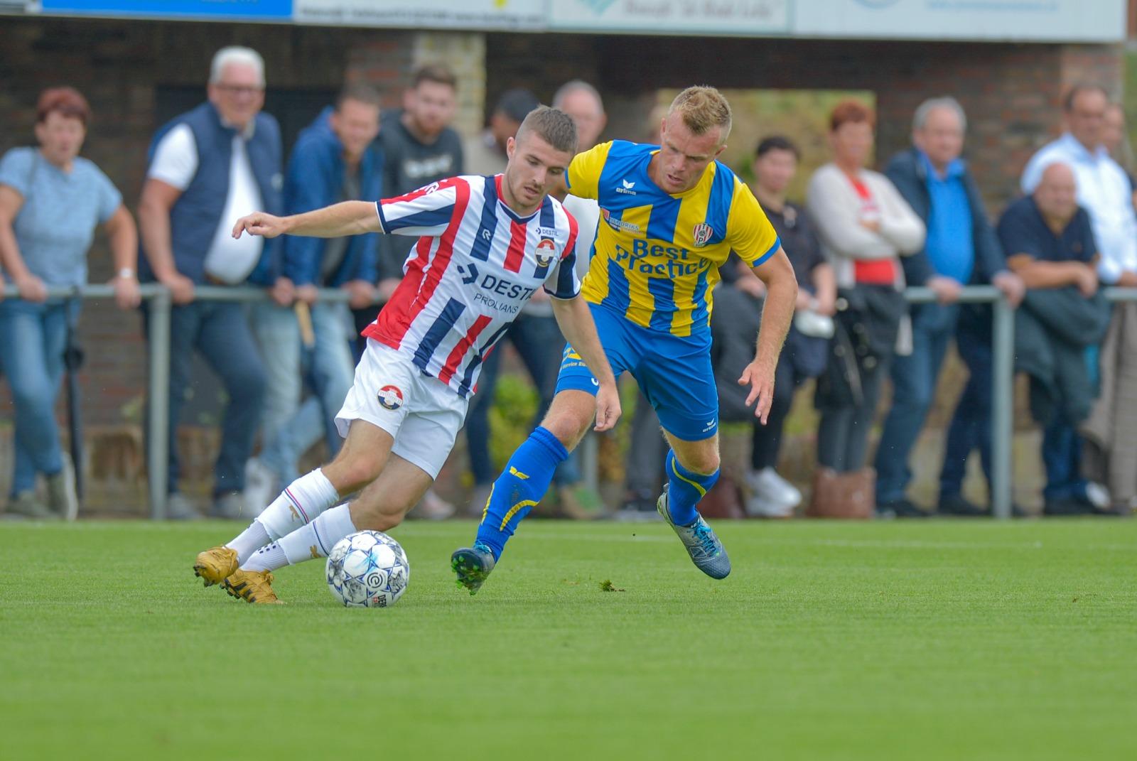 Willem II wint met 2-0