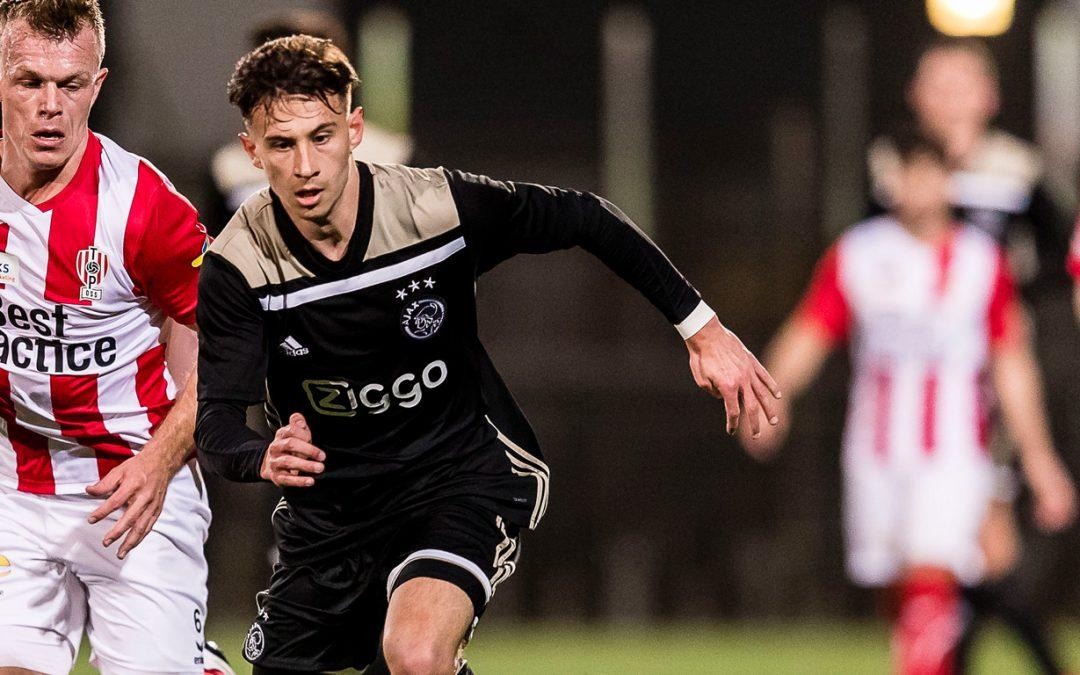 Van Mossel Lease wedstrijdsponsor van TOP Oss – Ajax