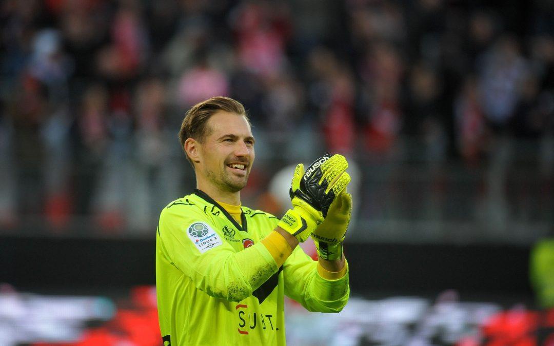 Ervaren doelman Damien Perquis van Valenciennes naar TOP Oss