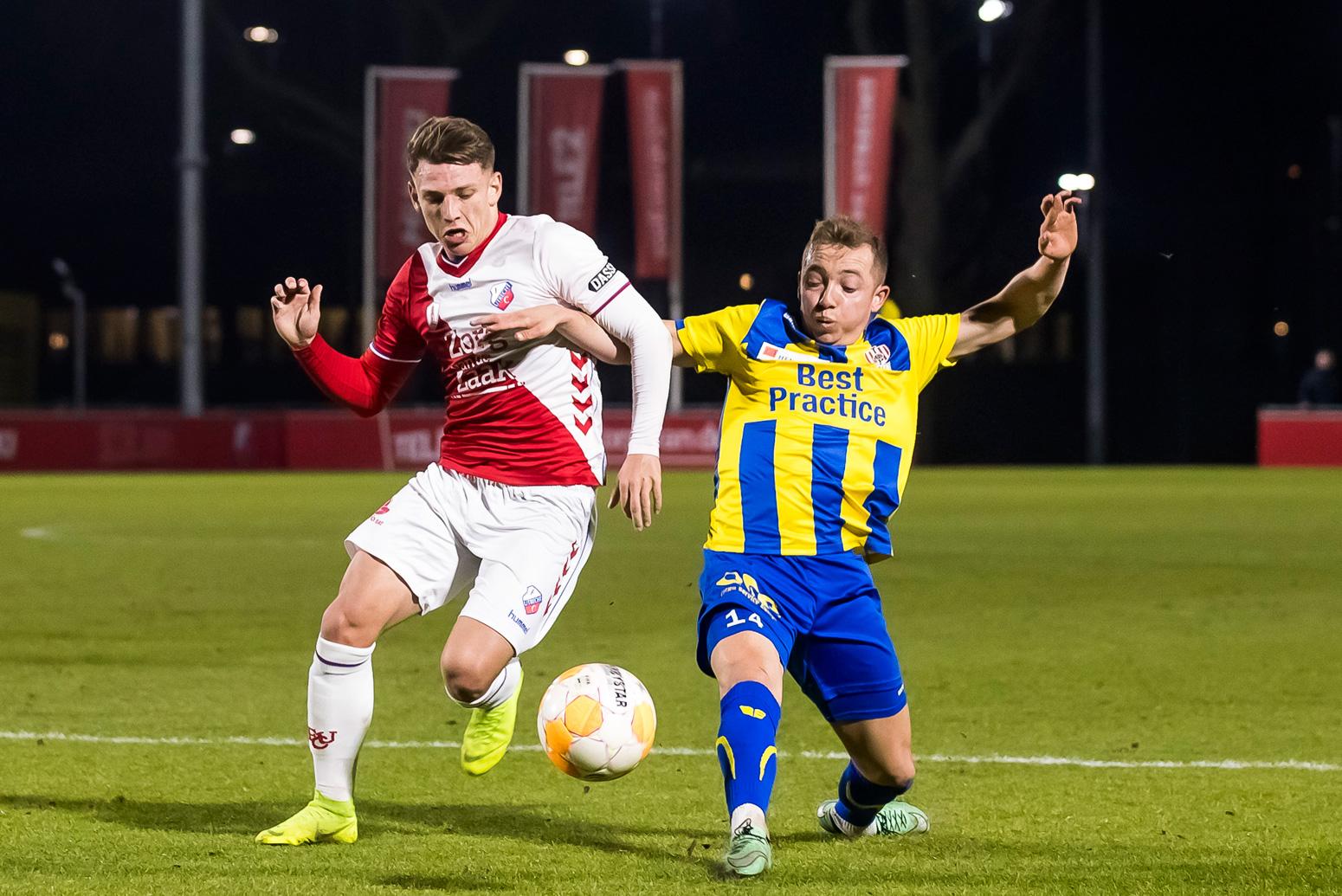 Voorbeschouwing Jong FC Utrecht – TOP Oss