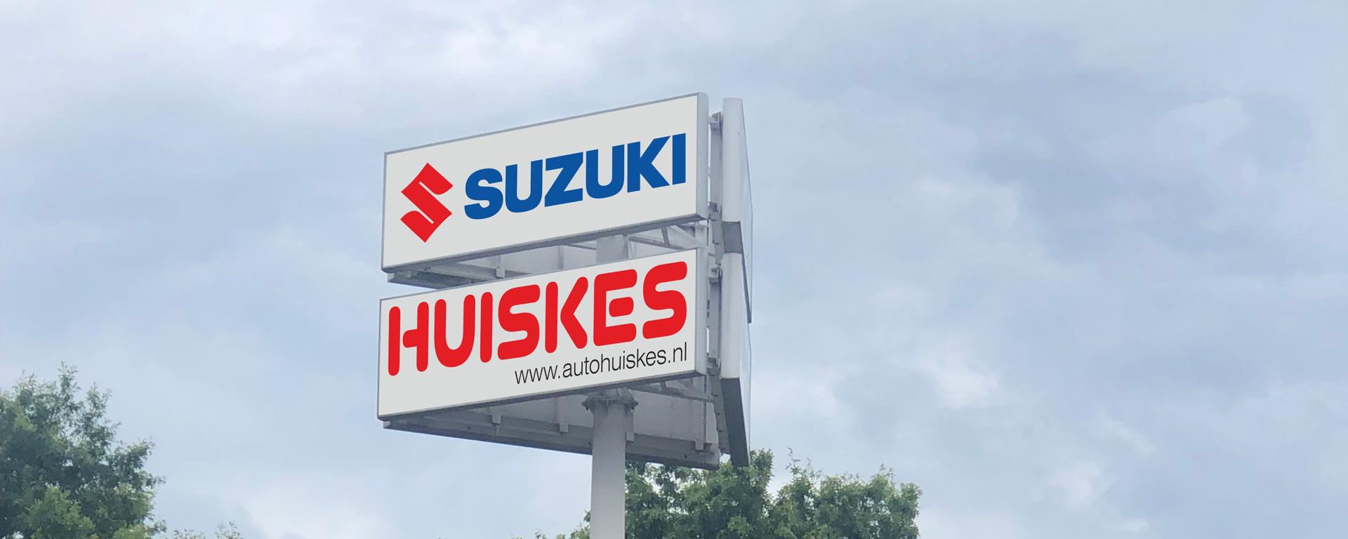 Bas Huiskes neemt Suzuki Boekelder over