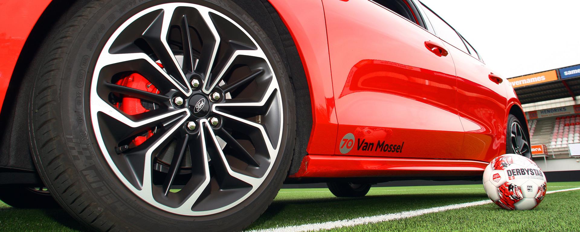 Van Mossel Autolease is de nieuwe mobiliteitspartner van TOP Oss
