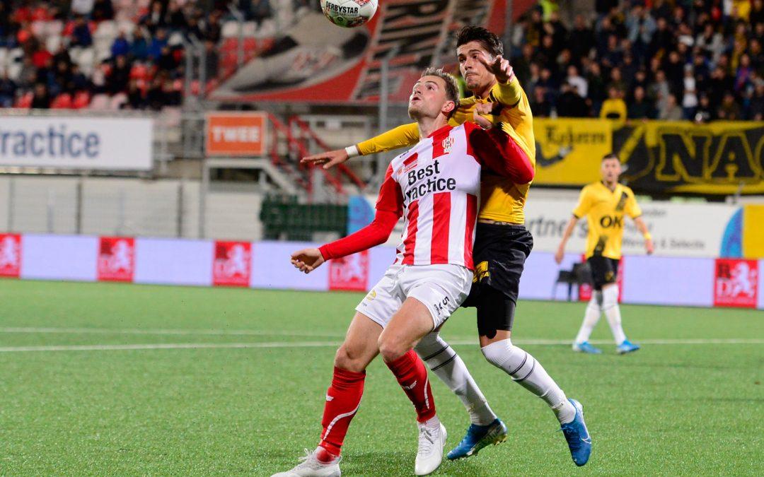Late goal van NAC Breda doet TOP Oss pijn
