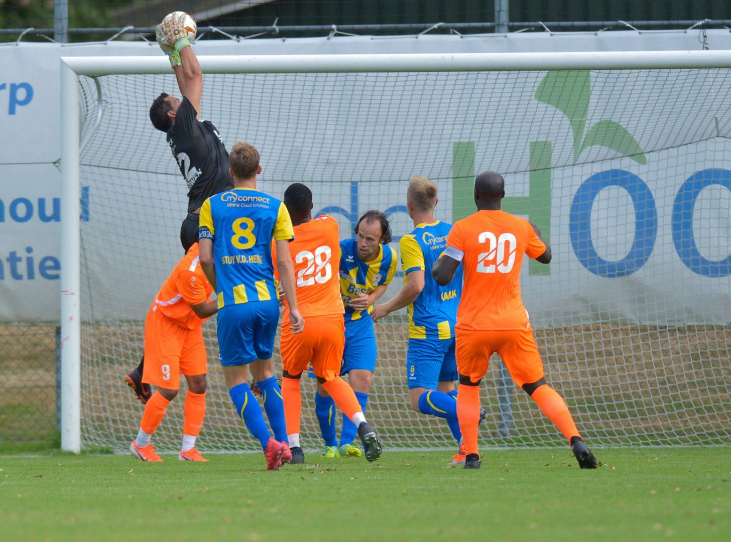 Drie spelers vertrekken bij TOP Oss; Ioannidis is nieuw