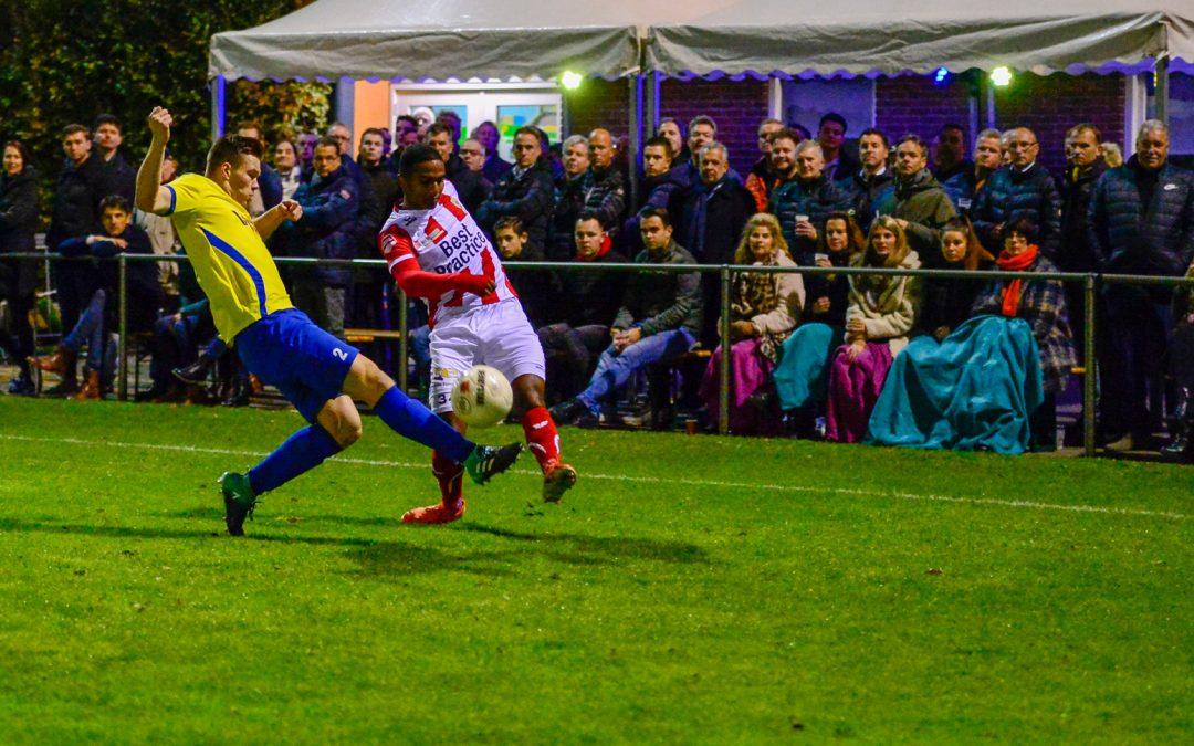 Loting TOTO KNVB Beker: Katwijk uit
