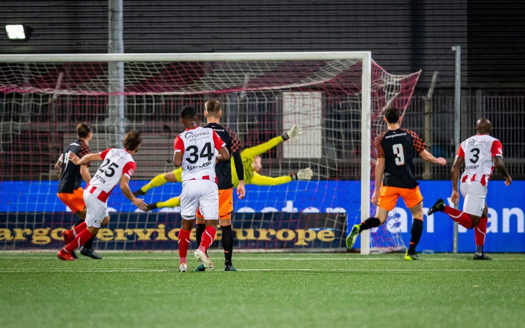 TOP boekt nipte en vooral broodnodige zege op Jong PSV