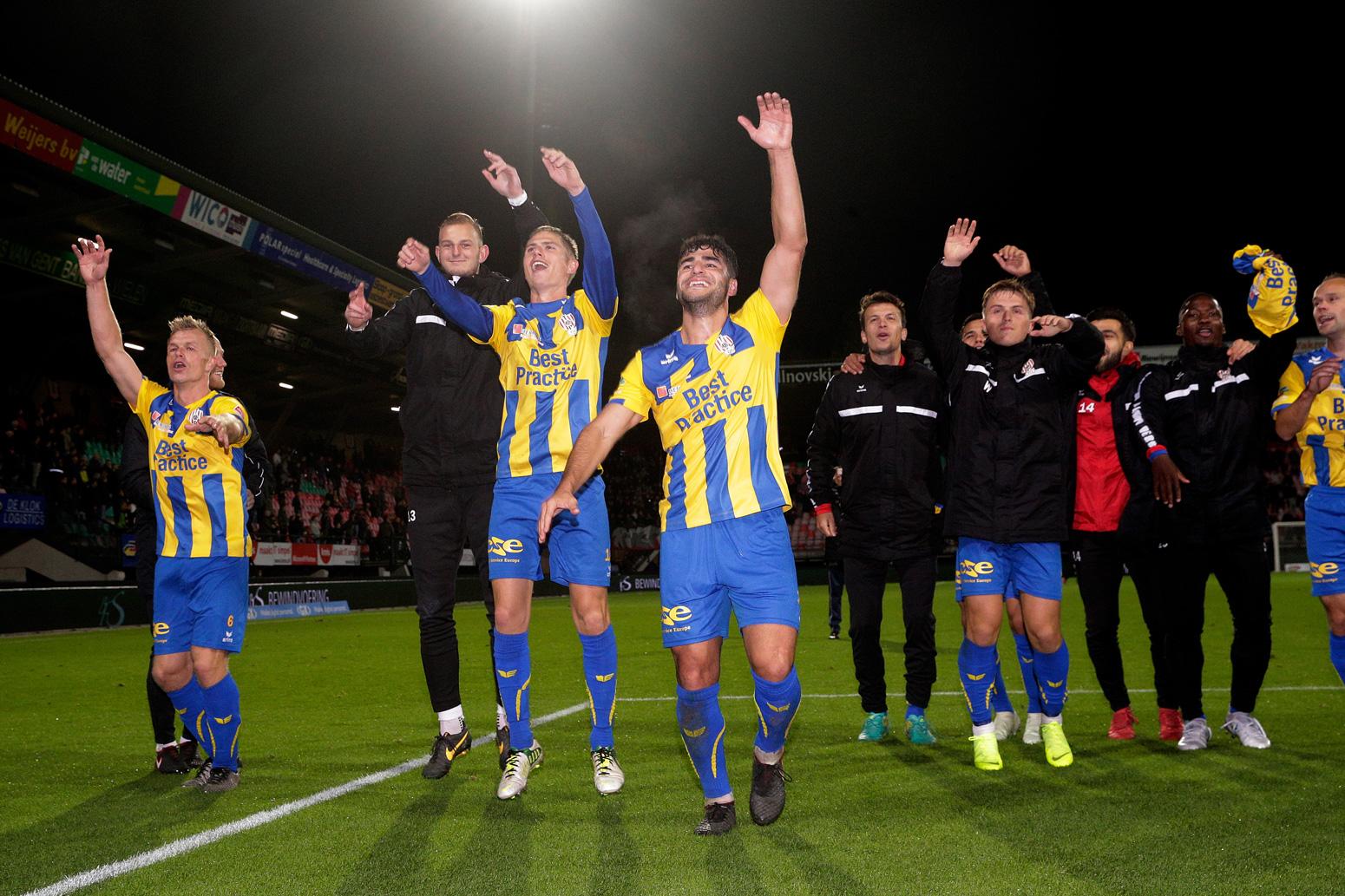 Voorbeschouwing N.E.C. Nijmegen – TOP Oss