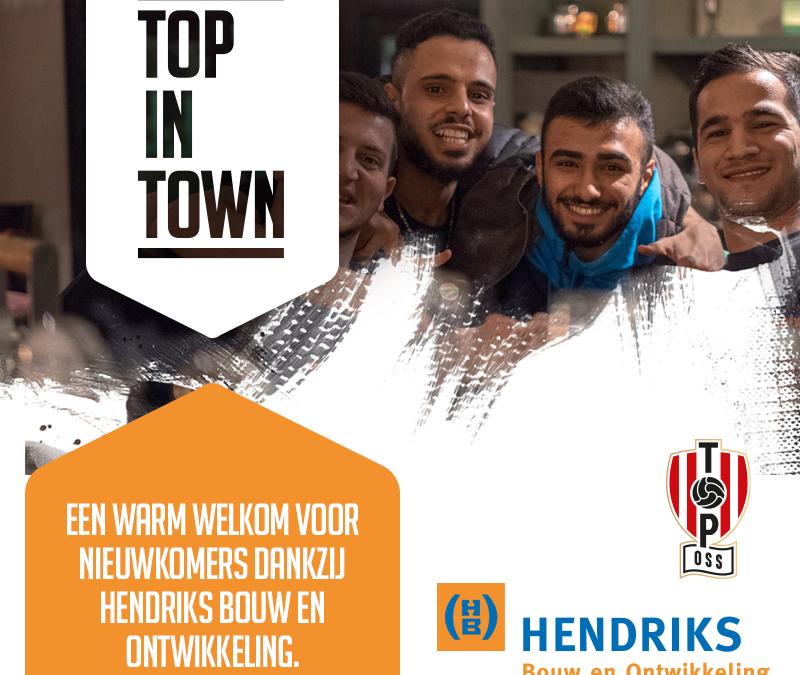 TOP in Town: in actie voor Stichting Thuis In Oss
