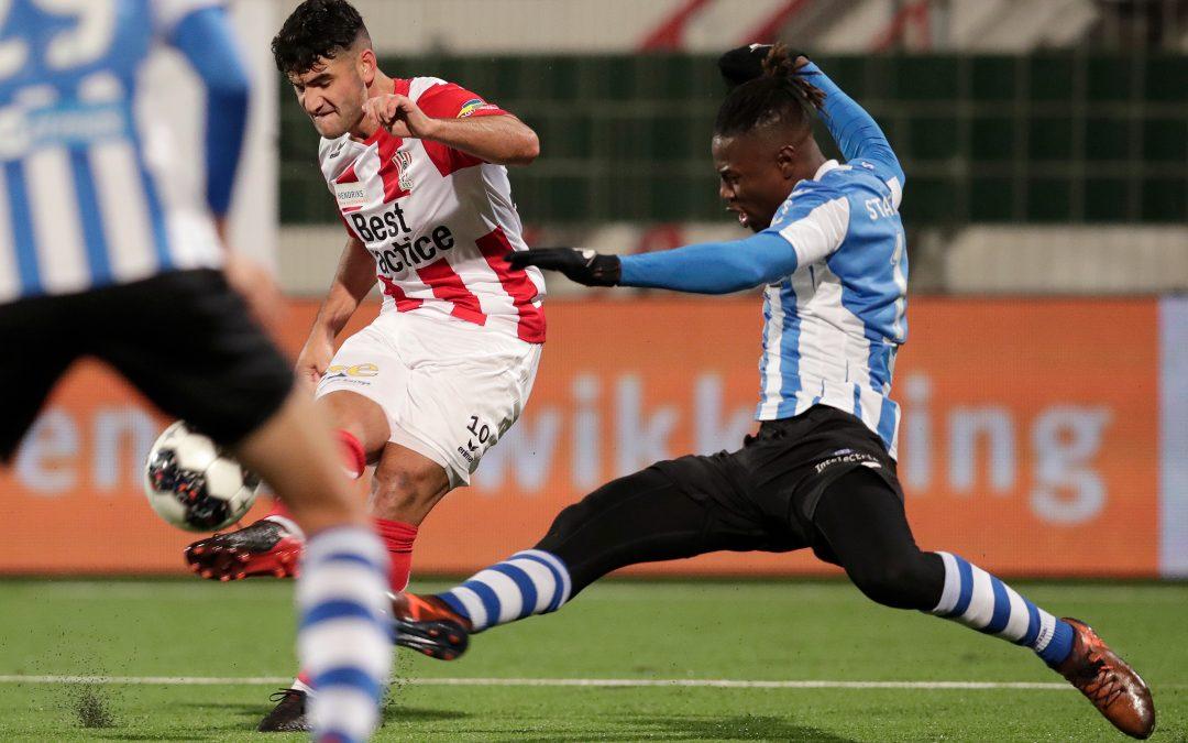 Allora Caffè is wedstrijdsponsor van TOP Oss – FC Eindhoven