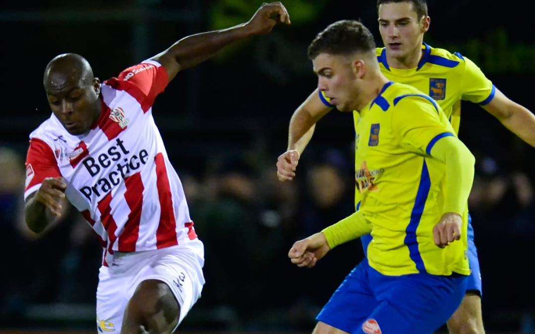 Voorbeschouwing VV Katwijk – TOP Oss