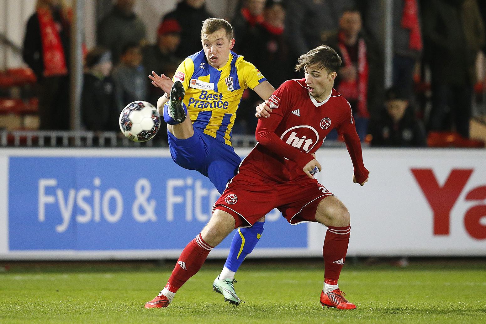 Voorbeschouwing: Almere City FC – TOP Oss