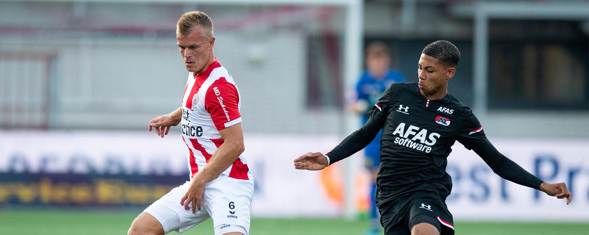 Voorbeschouwing TOTO KNVB Beker: TOP Oss – AZ