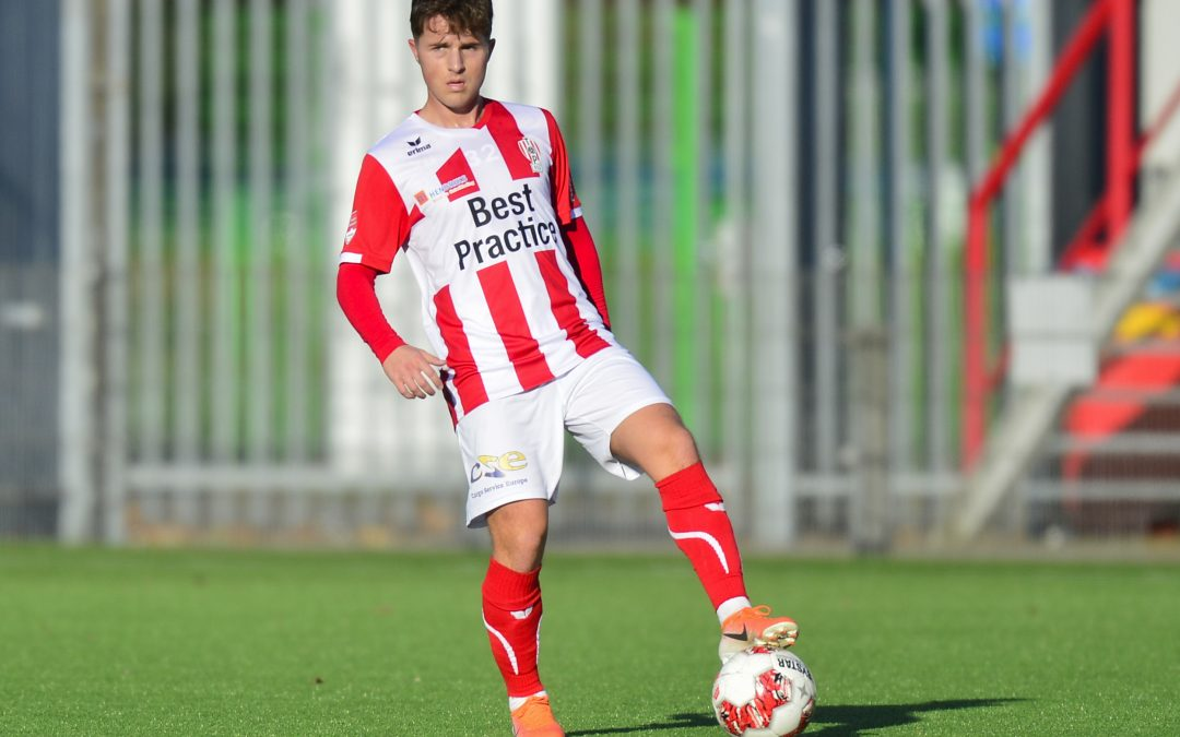 Dean van der Sluijs terug op bekende bodem!