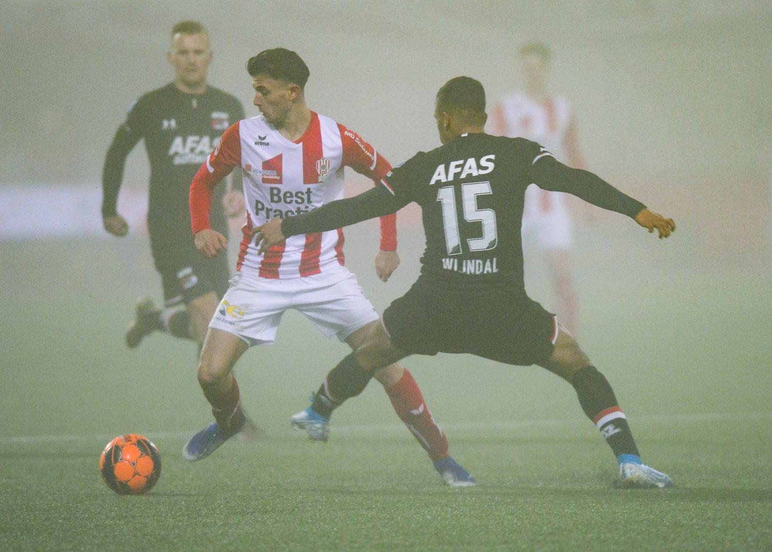 AZ maat te groot in beker voor TOP Oss 0 – 2
