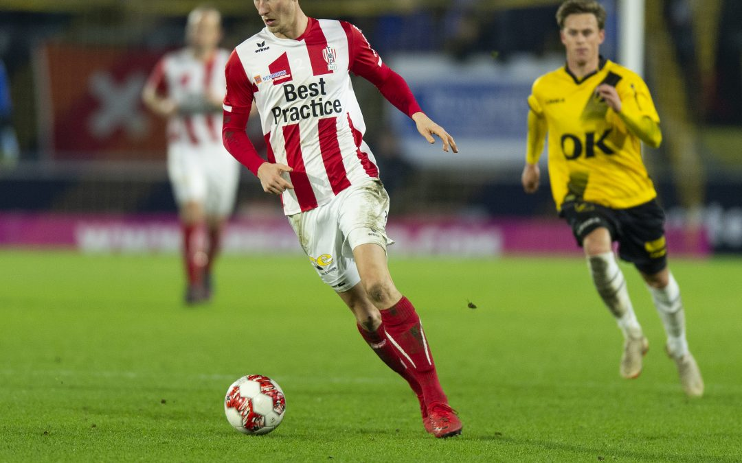 Dennis van der Heijden, terug in Nederland