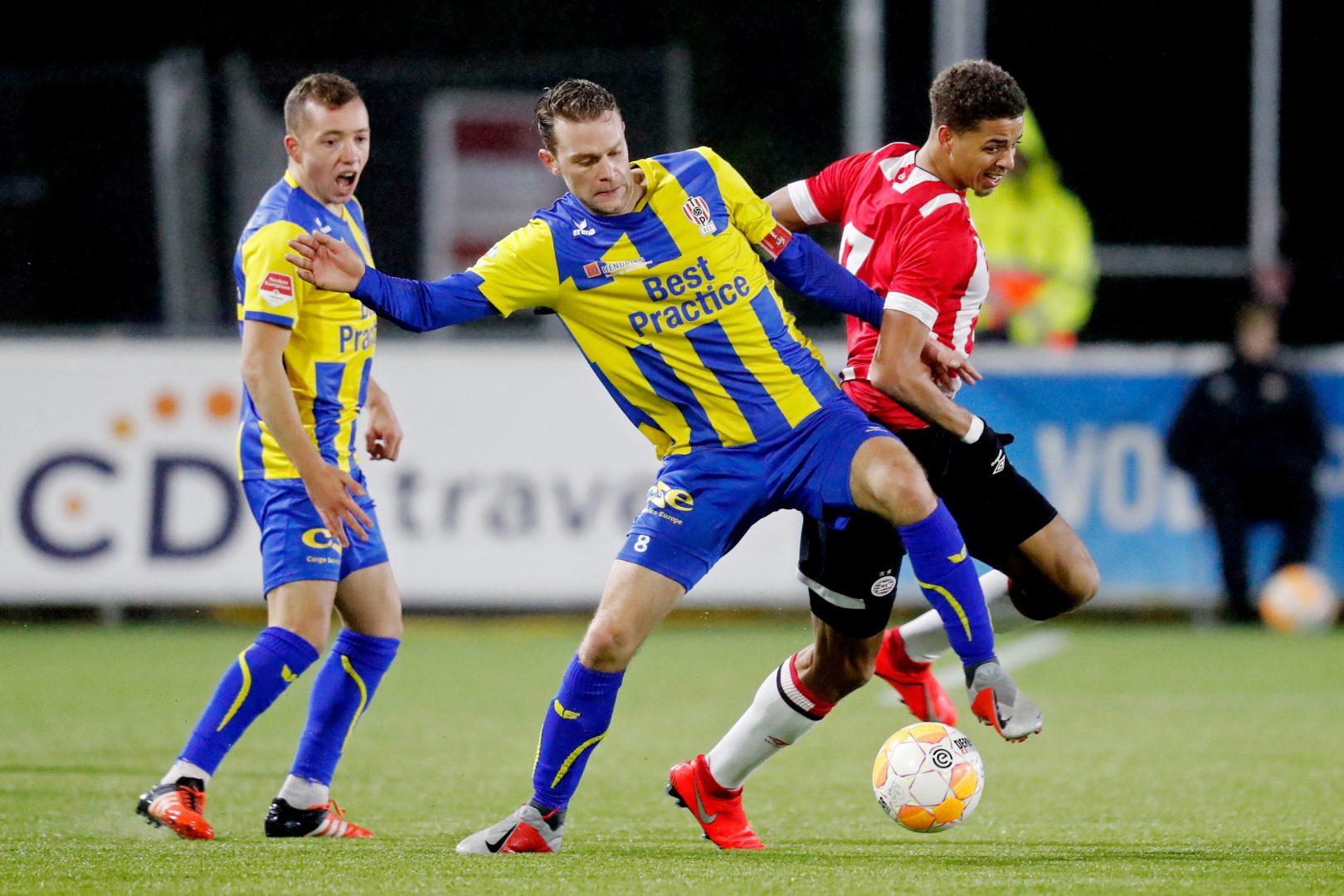 Voorbeschouwing: Jong PSV – TOP Oss