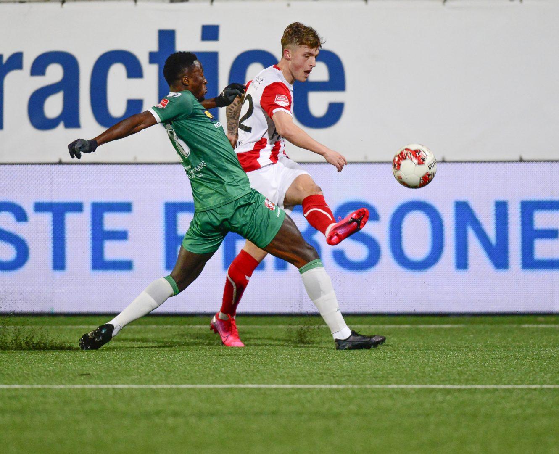 Mokerslag voor TOP OSS, thuisnederlaag tegen FC Dordrecht!