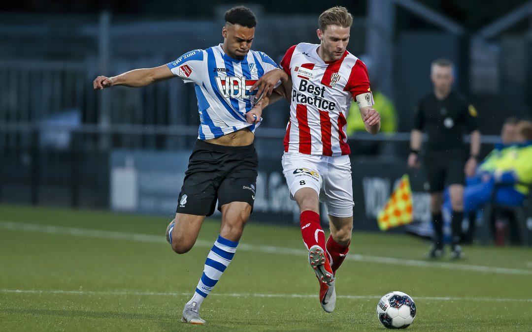 Voorbeschouwing: FC Eindhoven – TOP Oss