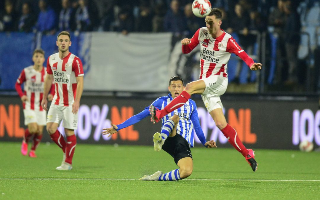 TOP Oss treurt ondanks remise in Eindhoven: 2-2