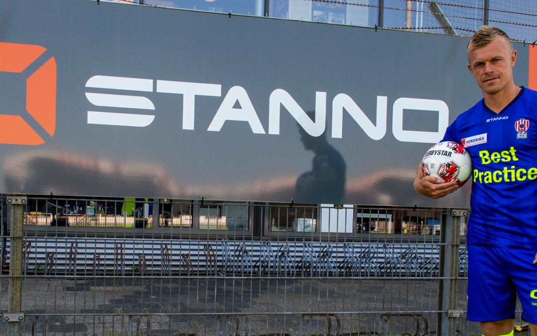 TOP Oss x Stanno: Nieuwe wedstrijdtenues!