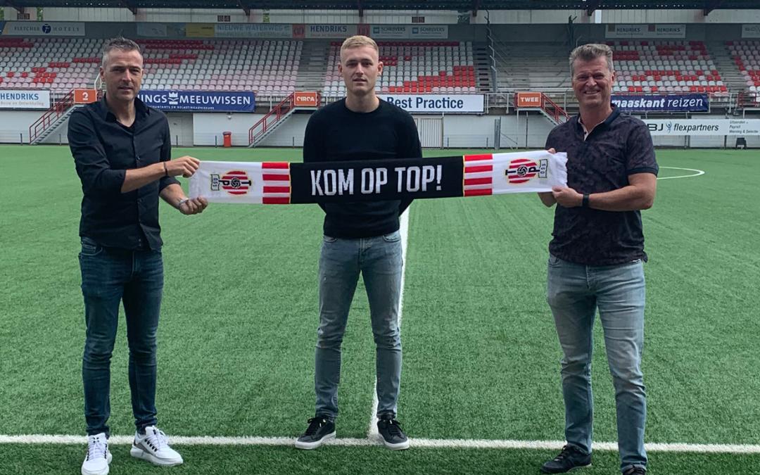 Matthijs van Nispen naar TOP Oss!