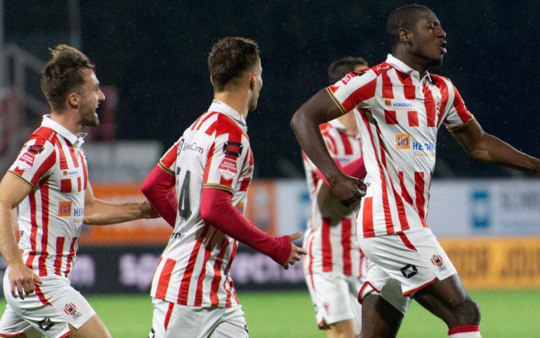 TOP Oss wint derby met overmacht 2-0